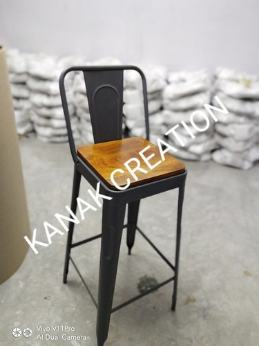 Tolix Counter Height Stool