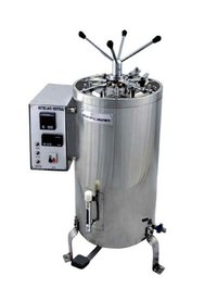 Vertical Autoclave (Semi Automatic)