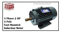 3 Phase 2 HP Electric Motor
