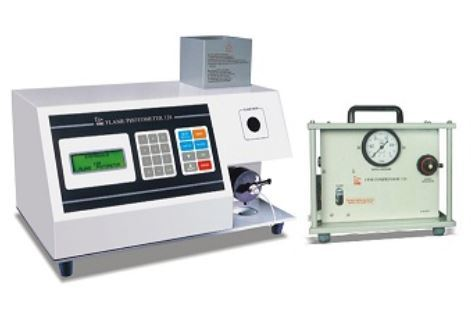 Micro Controller based Flame Photometer with Na,K, Ca filters &Compressor