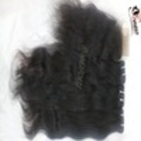 Vendor Wholesale Virgin Human Hair Extension Weave Frontal Bundles