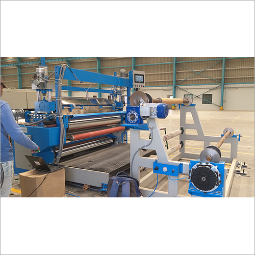 Textile Coating machine