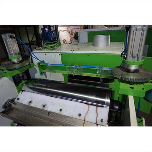Impregnation And Squeezing Machine
