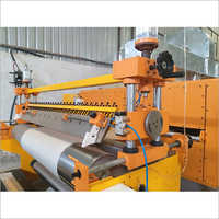 Knife On Roll Coating Machine