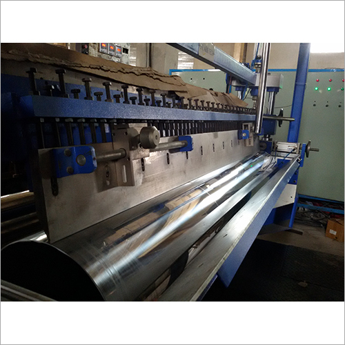 Knife Over Roll Coating Machine