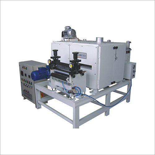 Laboratory coating and drying units