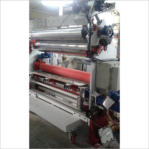 Reverse Gravure Coating Machine
