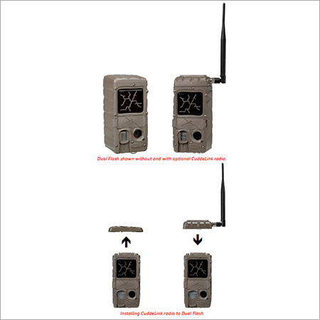 Camera Trap Dual Flash