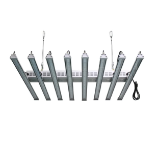 640W LED Grow Light Bar System