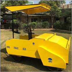 Diesel Wonder Hydraulic Cricket Pitch Roller