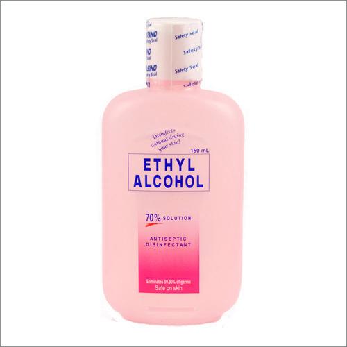 Skin Friendly Ethyl Alcohol