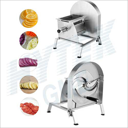 Manual Vegetable Slicer Machine