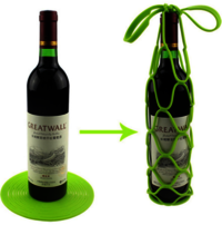 Silicone Wine Bottle Basket