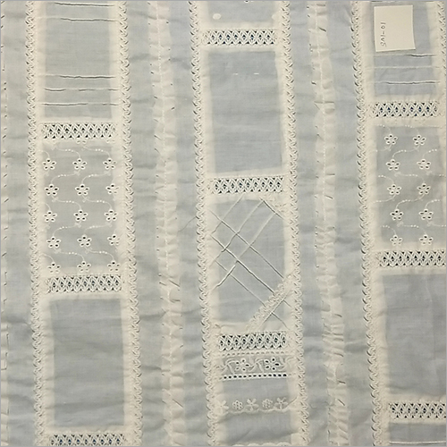 Fancy Patchwork Fabric