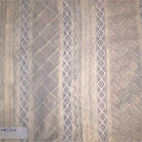 Natural Fancy Patchwork Fabric
