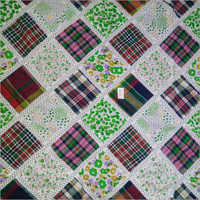 Fancy Lace Patchwork Fabric