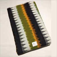 D Ikkat Fabric