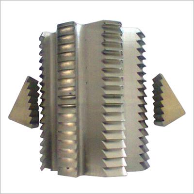 Steel Serration Milling Cutters