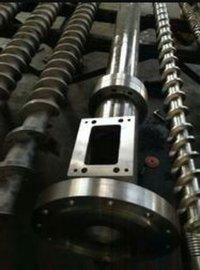 Screw barrel  vented 90mm