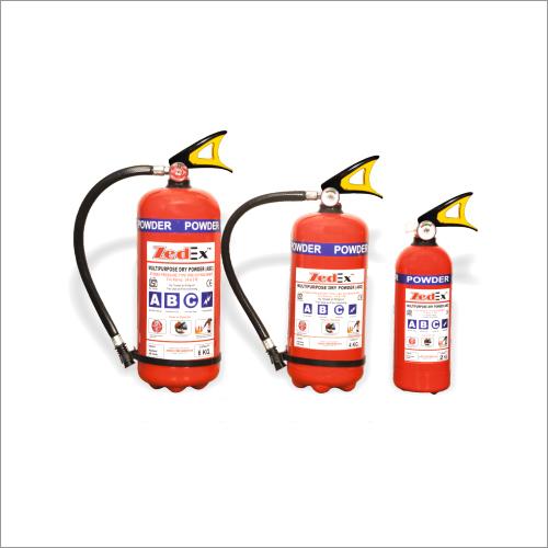 ABC Dry Powder Extinguishers