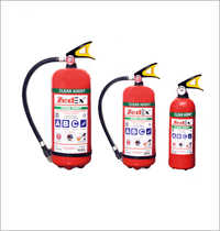 Clean Agent Gas Based Extinguishers