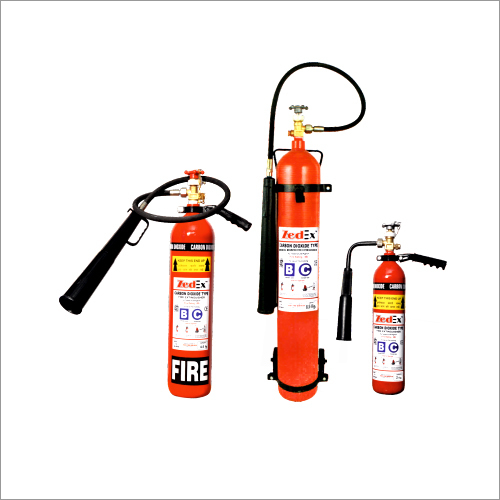 Carbon Dioxide Type Extinguisher