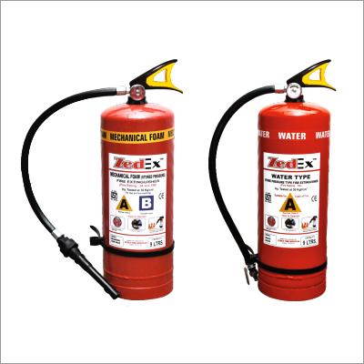 Foam & Water Type Stored Pressure Extinguisher