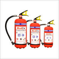 Dry Powder Extinguisher (BC)