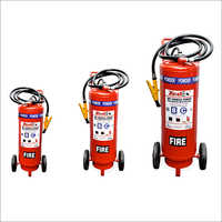 Trolley Foam Fire Extinguisher