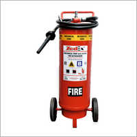 Mechanical Foam Trolley Mounted Fire extinguiser