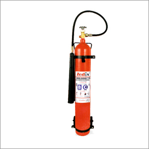 CO2 Trolley Mounted Fire Extinguiser