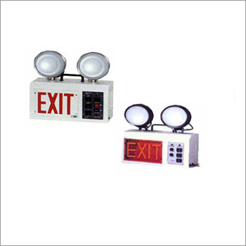 Fire Emergency Light