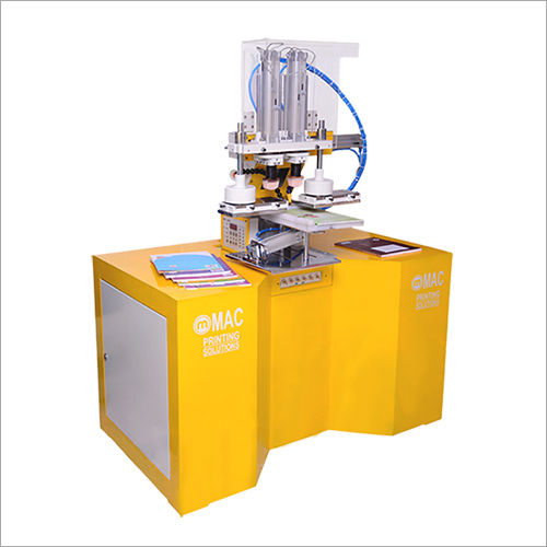 Color Pad Printing Machine