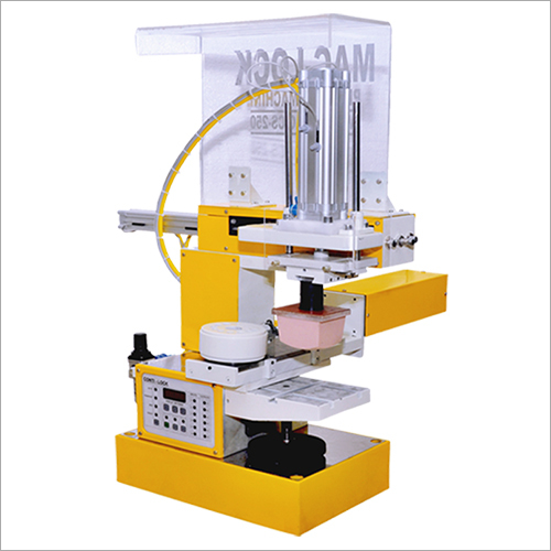LED Bulb Printing Machine
