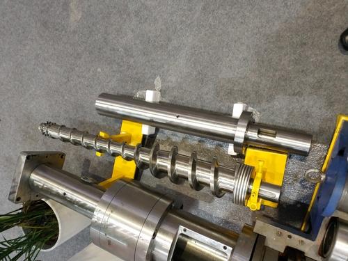 Screw barrel  vented 120mm