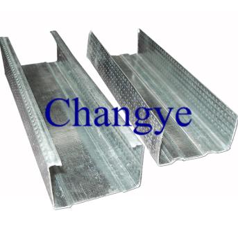 Prefab steel house frame profiles steel stud