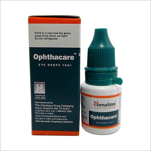 10ml Himalaya Ophthacare Eye Drops