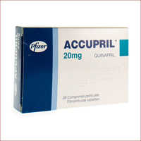 Accupril Quinapril Tablet