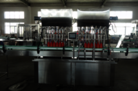 Automatic Piston Pump Oil Filling Machine