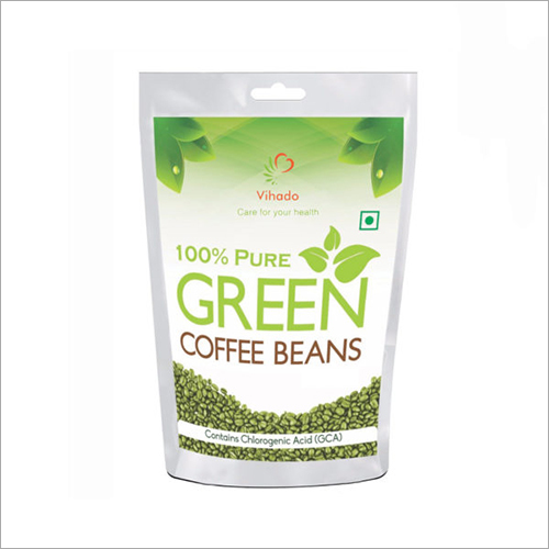 100 GM Green Coffee Beans