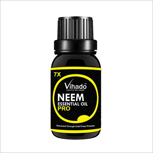 Vihado Pure Neem Oil - 10ml, 15ml, 30ml