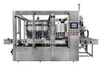 High Speed Rotary High Viscous Liquids Filling Machine