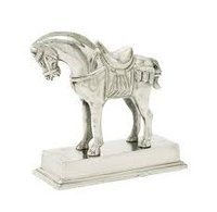 铝马雕塑16496