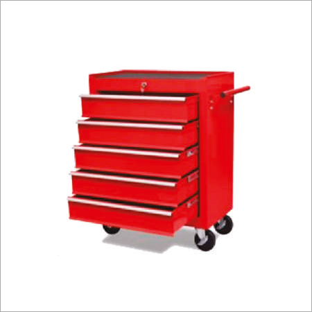 Tools Trolley 5 Drawers