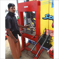 Fork Inner Tube Bent Removal Equipment