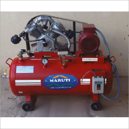 2 HP Double Cylinder Air Compressor