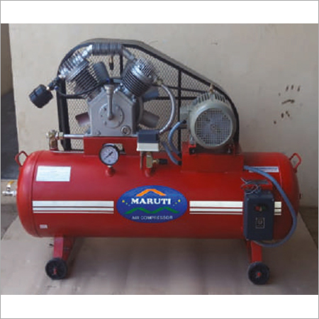 5HP Double Cylinder Air Compressor