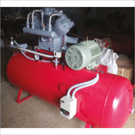 10 15HP Triple Cylinder Air Compressor