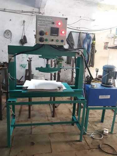 Hydraulic Paper Circle Cutting Machine