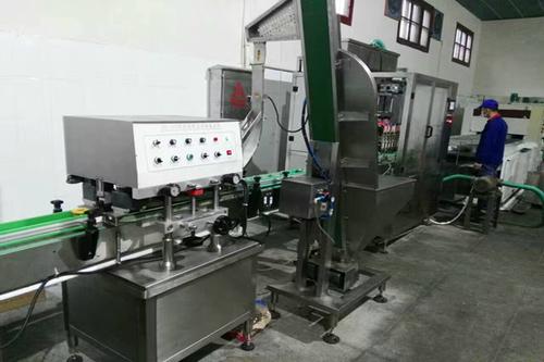 Automatic Piston Pump Filling Machine